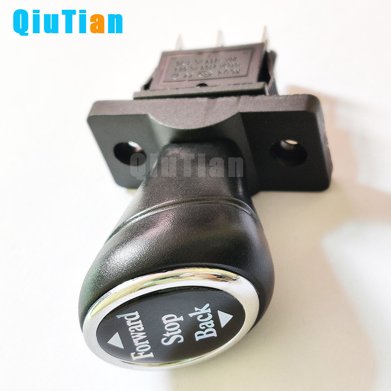 16(8A) 250VAC Forward Reverse Switch Toggle For Burshless Motor Electric ATV Go Kart Quad Buggy Dirt Pit Bike Scooter 3 Position
