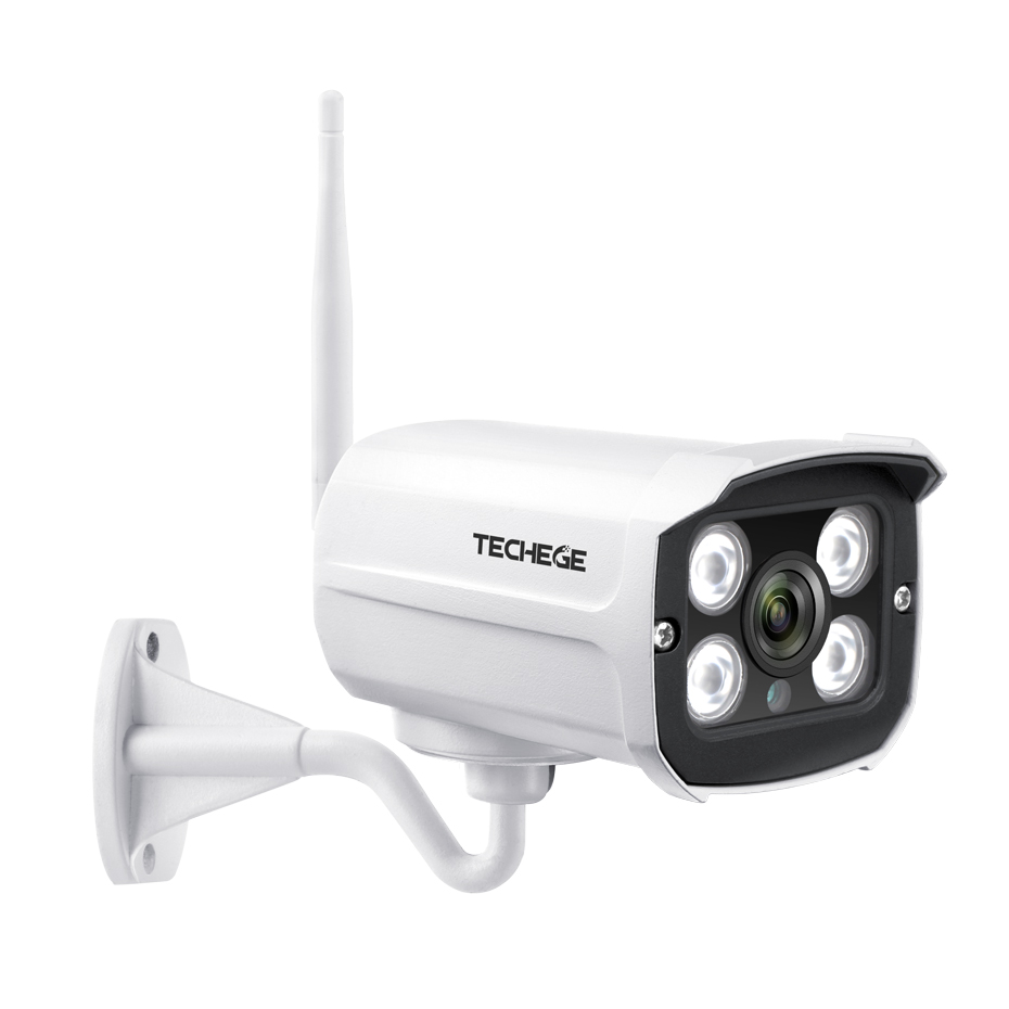 H498c8e9bb22a4264a0c0c480b2c6b9b9F Techege HD 1080P Wireless SD Card Slot Audio IP Camera 2.0MP wifi Security Camera Night Vision Metal Waterproof Outdoor Camera