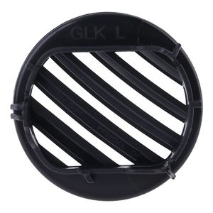 ABS Small Round Grille Car Ins