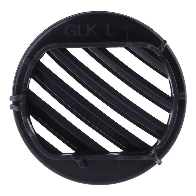ABS Small Round Grille Car Instrument Panel Air Conditioning Air Outlet for Mercedes X204 GLK Level GLK300 Auto Parts