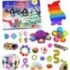 NEW Designs Fidget Toys Sensory Toy Set Antistress Relief Autism Anxiety Anti Stress Kits Bubble Kids Adults Christmas Gift
