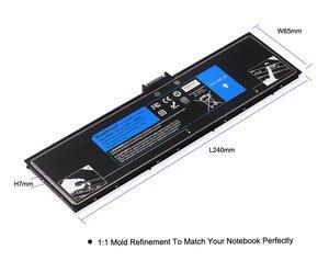Image 4 - KingSener New HXFHF Laptop Battery For Venue 11 Pro (7130) 11 Pro (7139) 11 Pro 7310 HXFHF VJF0X 7.4V 36WH Free 2 Years Warranty