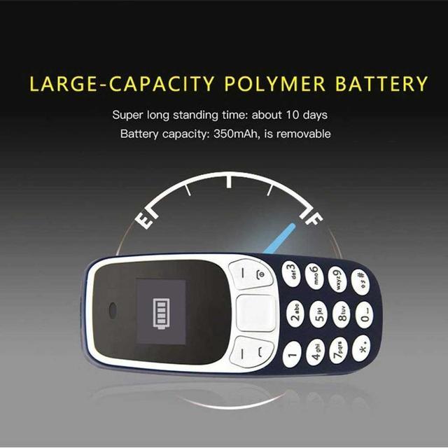 Super Small Mini Mobile Phones Bluetooth Earphones Voice Changer Dialer Low Radiation Dual SIM Cell Phones PK 7s+ KK1 J8 J9 T3 3