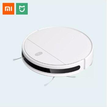 Nuevo Robot aspirador de barrido XIAOMI MIJIA Mi, aspirador G1 para lavado sin cables para el hogar, 2200PA, succión ciclónica, WIFI planificado inteligente