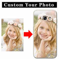 custom design photo DIY For Samsung Galaxy A9 A8 A7 A6 A5 A3 A10 A30 A20 A50 A70 A60 A40 A20E 2016 2017 2018 Cover Case Funda