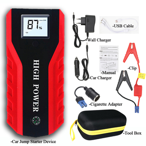 Image 5 - Gkfly High Power 20000Mah Auto Jump Starter 1000A 12V Start Apparaat Power Bank Autolader Voor Auto Batterij booster Buster Led