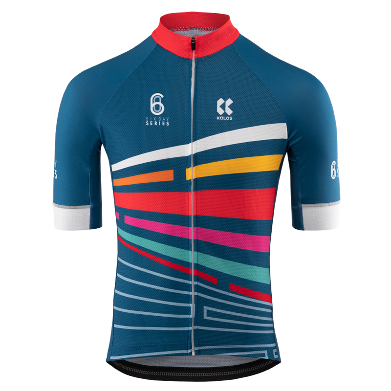 Tricota ciclismo hombre RUNCHITA 2020 summer cycling bike jersey short sleeve mountain bike jersey hombre maglia ciclismo uomo image