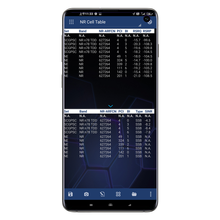 Nemo Handy Nemo Phone S10 SM-G9730 Drive Test Phone Support GSM HSPA LTE NR Измерения для NEMO Outdoor Test