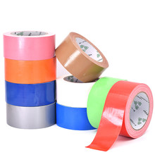 20mm Duct Tape Waterproof Sticky Adhesive Cloth Duct Tape, Single-Sided Strong Carpet Tape Applied To Warning Wedding Exhibition