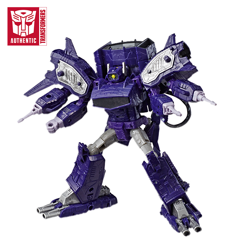 Transformers Toys Generations War for Cybertron Leader WFC-S40 Galaxy Upgrade Optimus Prime Action Figure