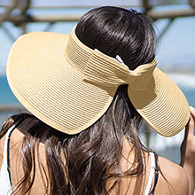 2021 New Summer Beach Sun Hats For Women's Fashion Conciseness Wide Rollable Drafting Hat Sun Hat Beach Hat