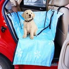 Hammock Basket Back-Seat-Cover Dog-Car-Carrier Folding Waterproof Travelling-Protector-Cushion