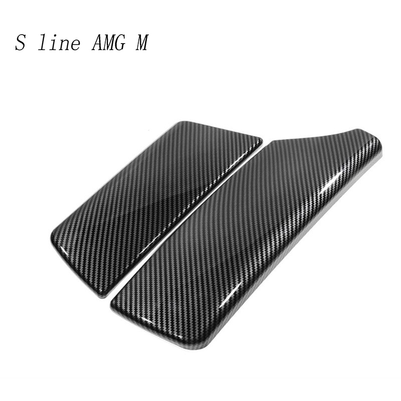 Car Styling For BMW 5 Series F10 F18 Stowing Tidying Armrest Box Protect Decoration Stickers Cover RHD Interior Auto Accessories
