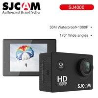 SJCAM-Cámara de acción deportiva SJ4000, 2,0 pulgadas, HD, 1080P, buceo, 30M, impermeable, DV, deportes extremos, minicámara SJ 4000