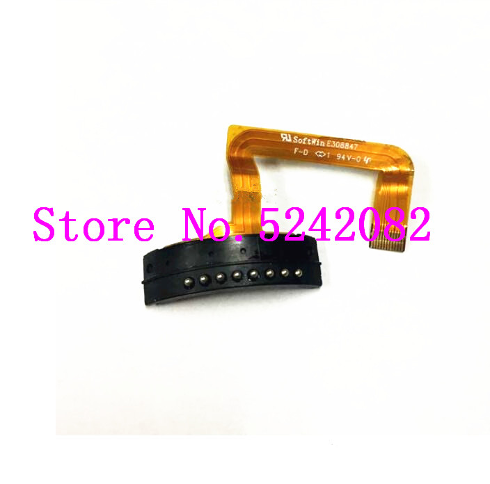 New LENS Interface Flex Cable For Tamron 150-600mm Bayonet Mount Ring 150-600 Contact FPC UNIT Part For Nikon Mouth