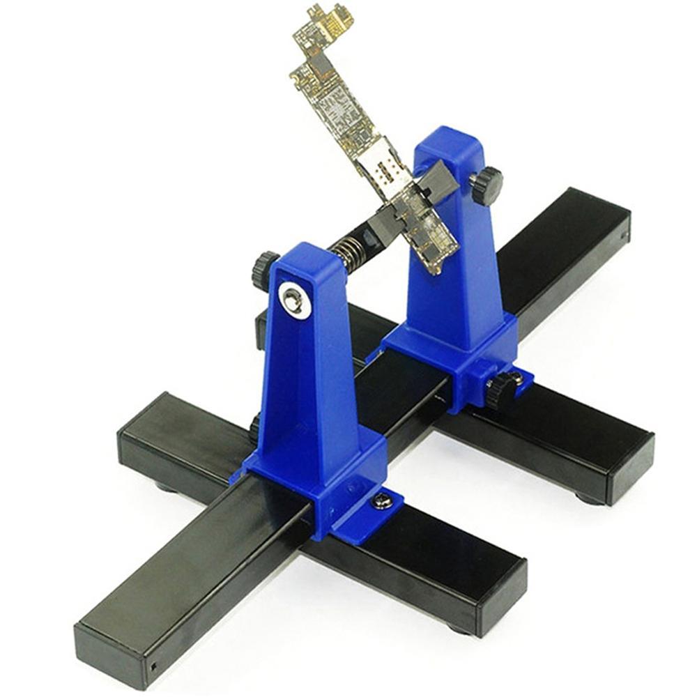PCB Soldering Repair Holder 200MM Circuit Board Holder Fixture Soldering Stand Clamp Repair Tool For Soldering Repair