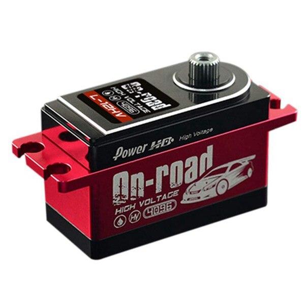 Puissance HD L-12HV 12KG haute tension Servo pour 1:10 Buggy dérive voiture RC sur route accessoires jouets