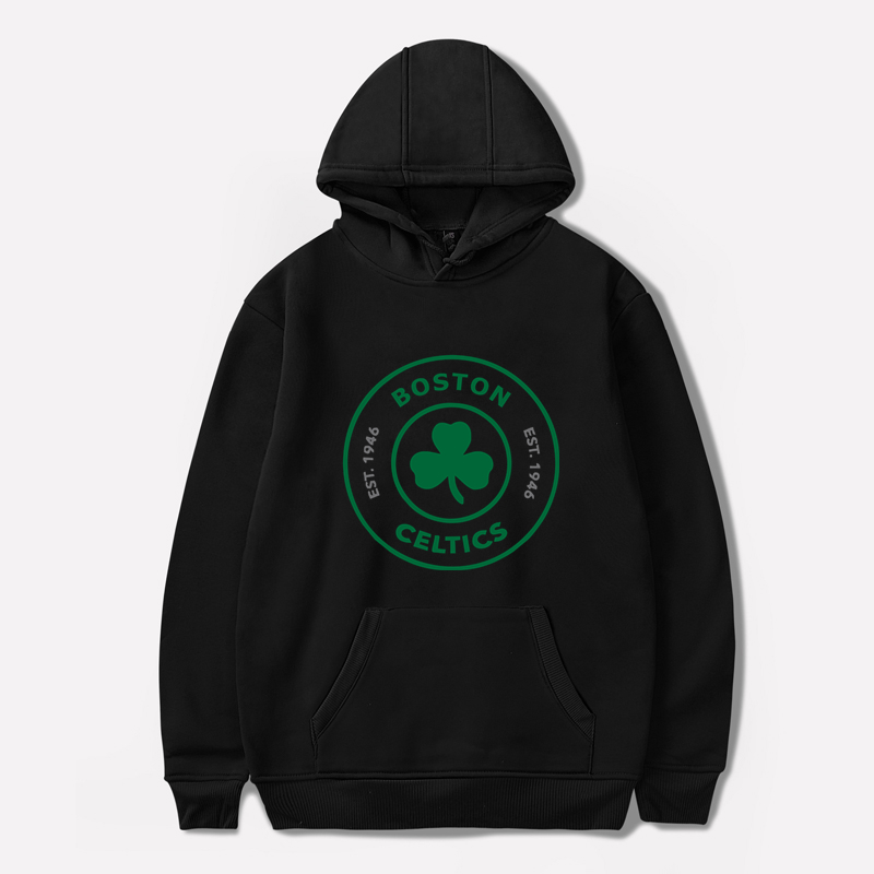 Celtics Hoodies New Fashion Reflective Lover Hoodie Men/women Autumn Winter Casual Hoodies Boston Sweatshirts Pullovers Tops