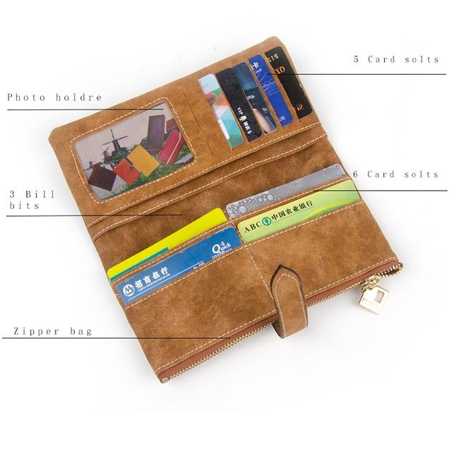 Two Fold Women's Wallets