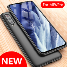 Mi 9 Pro Case for Xiaomi Mi 9 Pro 5G Soft TPU Case Ultra Thin bumper case for Xiaomi Mi 9 case cover frosted Shockproof covers case for iphone 11 pro max soft tpu case ultra thin bumper case for iphone 11 pro case cover frosted shockproof covers