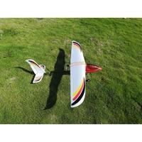 Eléctrico FPV entrenador 1400mm Juego EPO/PNP para principiantes de ala fija Avión RC Drone marco Dron aeronave RC juguetes al aire libre