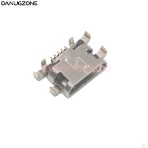 Image 4 - 50 개/몫 모토로라 모토 G6 놀이/E5 USB 포트 충전 잭 소켓 플러그 충전 도크 커넥터