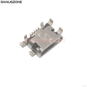 Image 4 - 50 PCS/Lot Pour Motorola MOTO G6 Jouer/E5 Port USB Prise de Charge Prise De Charge Connecteur Dock