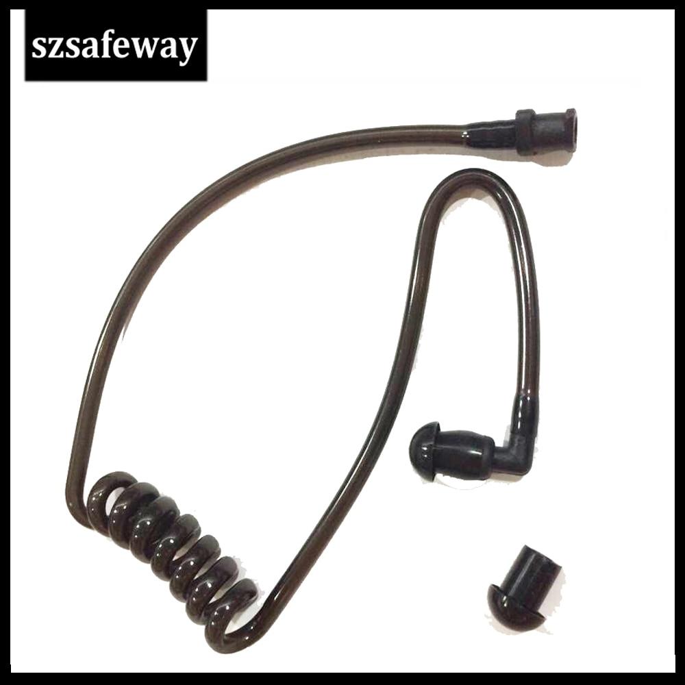 FBI Earphone Headset Tube For Acoustic Tube Earpiece For Baofeng Walkie Talkie