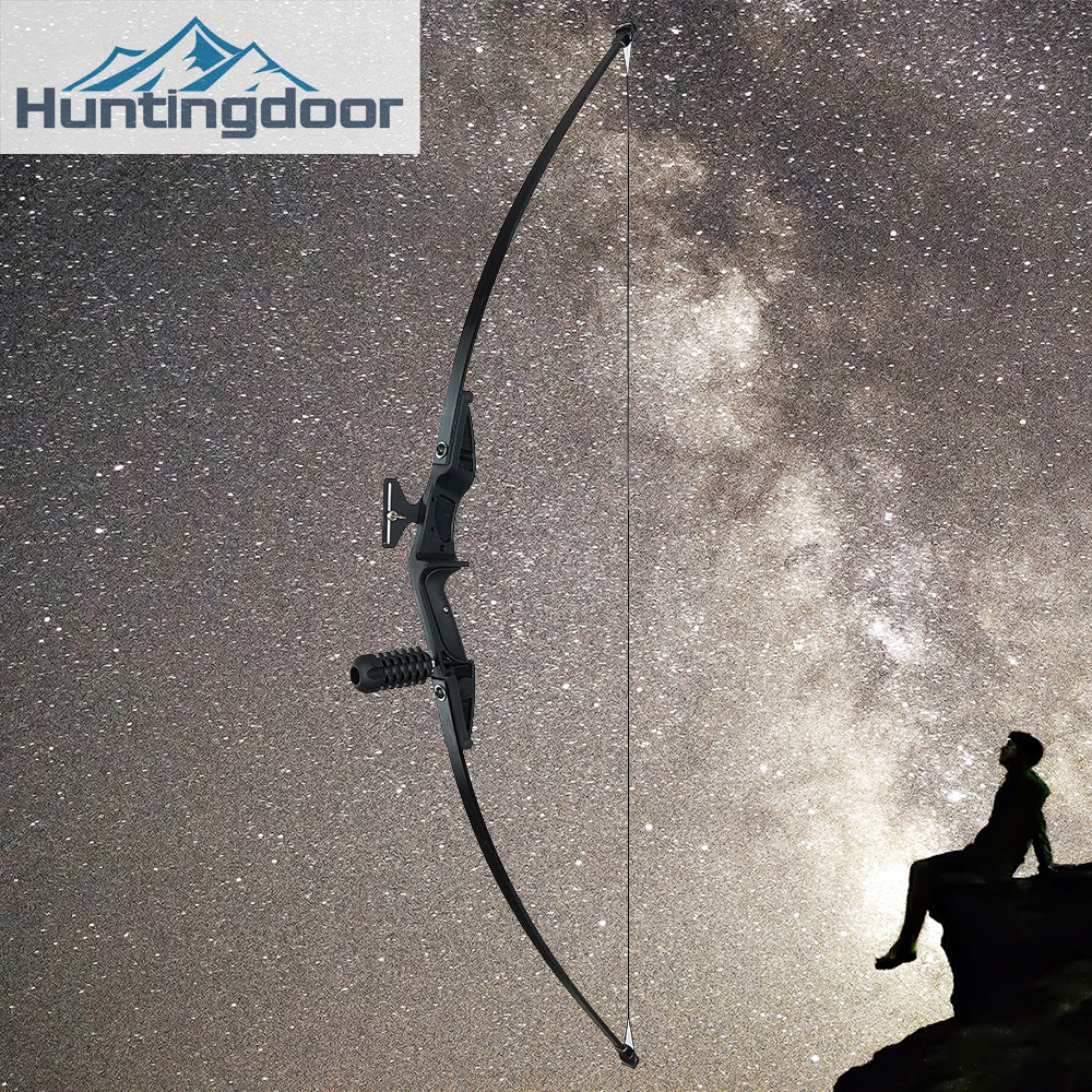 Huntingdoor Archery Recurve Bow And Arrow Set For Beginner Outdoor Training Target Practice Toy 30 40Lbs Takedown Bow
