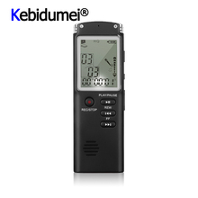 Professional 8GB Voice Recorder Pen USB MP3 Player Mult function Dictaphone Digital Audio Interview Recorder With VAR/VOR