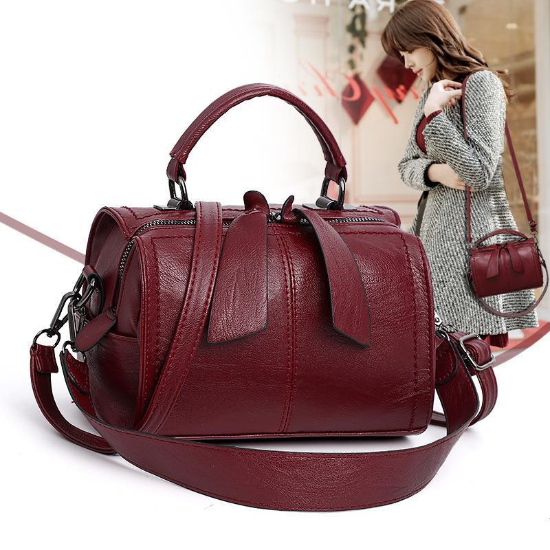 Fashion Elegant Handbag Women Shoulder Bag High Quality Crossbody Bags Designer PU Leather Ladies Hand Bags Tote