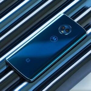 Image 4 - هاتف ذكي من Moto G6 مقاس 2160*1080 5.7 بوصة هاتف محمول 4 جيجابايت 64 جيجابايت أمامي 16 ميجابكسل ثماني النواة هيكل زجاجي 3000 مللي أمبير يدعم MicroSD