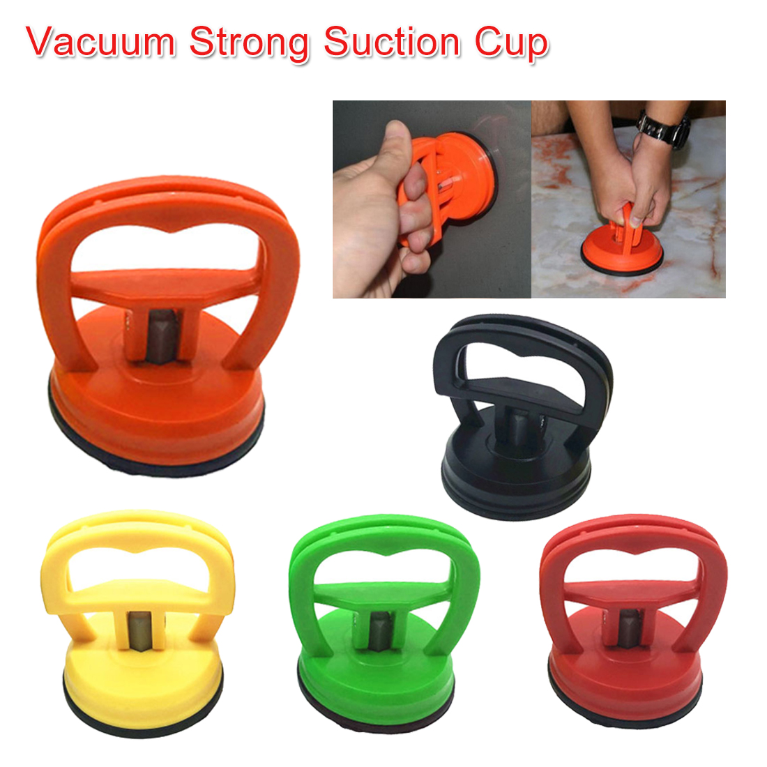 Dent Puller Bodywork Panel Assistant House Remover Carry Tools Car Suction Cup Pad Glass Lifter Powerful Sucker