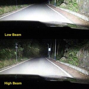 Image 5 - 2PCS Car LED Headlight H11 Kit H4 H7 H8 H9 H16 9005 HB4 HIR2 xhp70 6000K 110W 13200LM 9004/7 H13  D2H D2S Auto Styling Fog Lamps