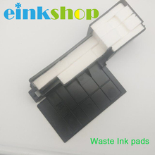 цена на For epson Waste Ink pads For Epson L210 L220 L211 L301 L303 L310 L313 L351 L353 L110 L111 L130 L360 L363 L365 ME401 Ink pads