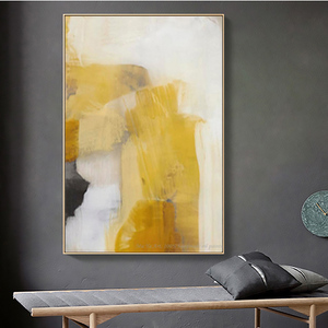 Image 3 - Laminas decorativas pared cuadros duvar sanatı tuval Vintage boyama pinturas decorativas abstracto boyama oturma odası için büyük