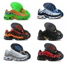 Chaussures d'athlétisme originales tn plus 95 tn 97, baskets de course en plein air, noires 98 blanches, 2021