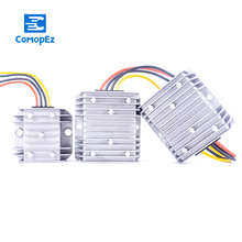 12V Converters 6 - 10V to 1A 2A 3A 5A 8A 10A Waterproof Step Up Boost Module Regulator Voltage Power DC Converter for Cars
