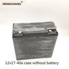 12v17ah 40ah custodia in plastica della batteria al litio sostituibile per una facile installazione e manutenzione, invece di piombo acido della batteria