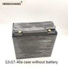 Caja plástica de batería de litio reemplazable 12v17ah 40ah para una fácil instalación y mantenimiento, en lugar de batería de plomo ácido