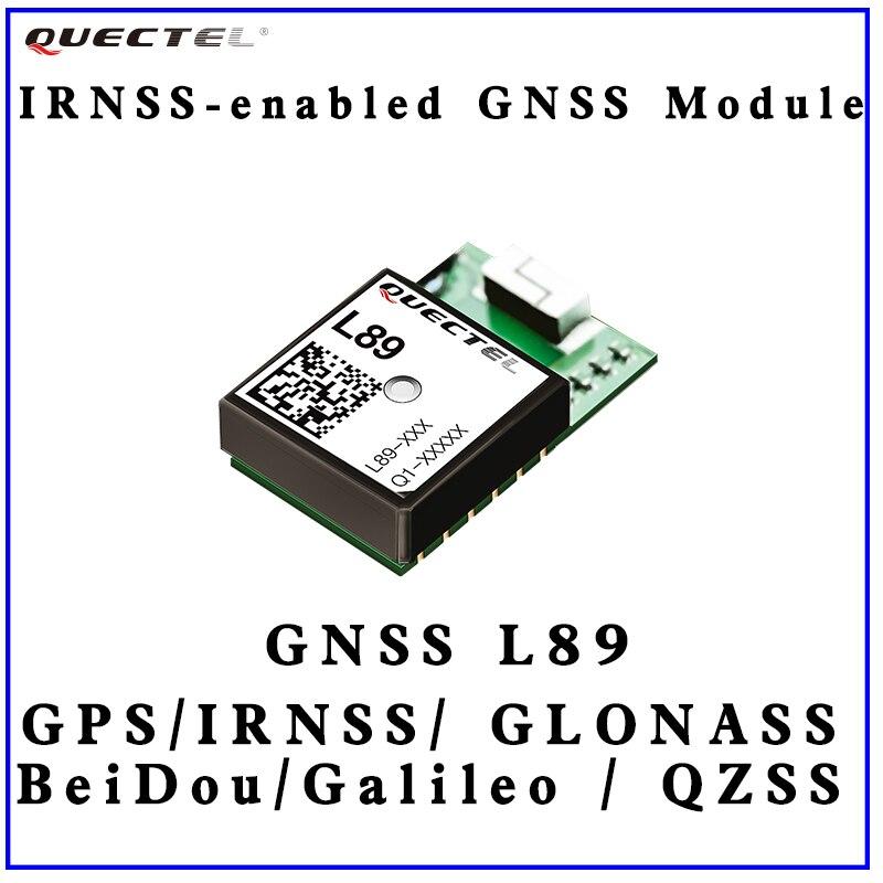 L89-S90 GPS/ IRNSS/GLONASS/BeiDou GNNS Positioning Module