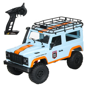 2.4G 4WD 1:12 Remote Control Car Rock Crawler RC Truck Buggy Off-Road Auto Toy PI669