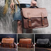 Faux Leather Crossbody Bags for Men Messenger Shoulder Bags Male Handbags Messen