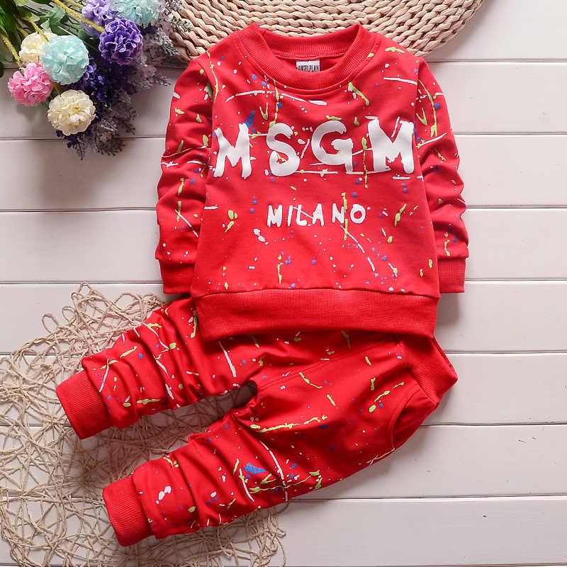 Roupas da criança meninos roupas outono inverno crianças agasalho roupas com capuz + calça crianças terno para meninos conjuntos 2 3 4 ano