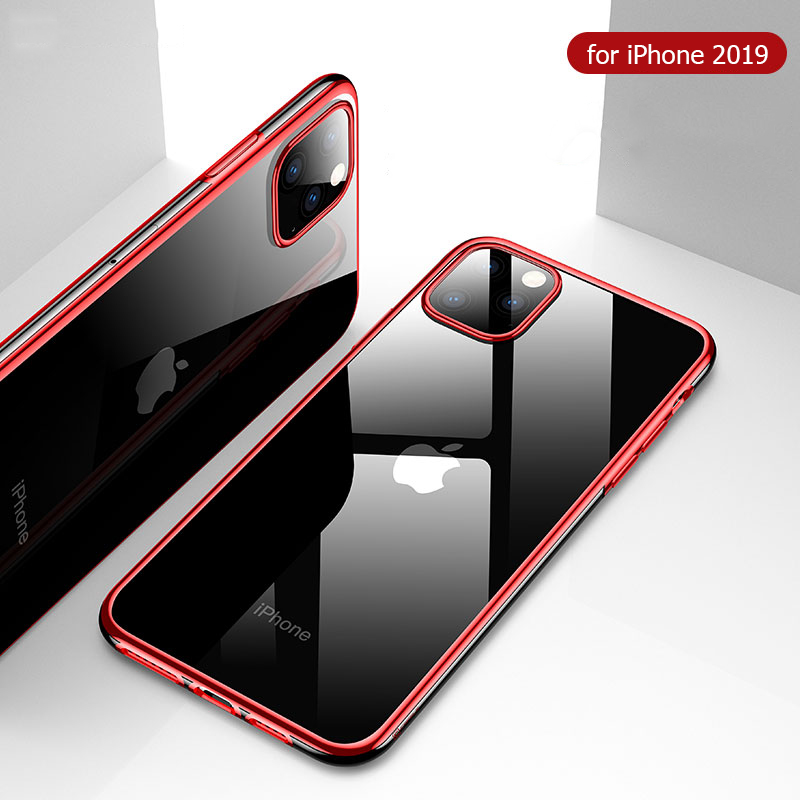 Bright Crystal Clear Case for iPhone 11/11 Pro/11 Pro Max 1
