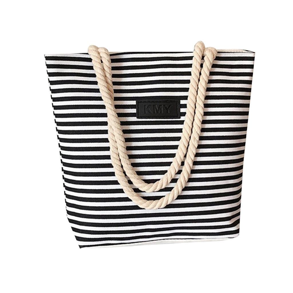 Tote Handbag Messenger-Bags Canvas Women Bag High-Quality Fashion Tide Casual