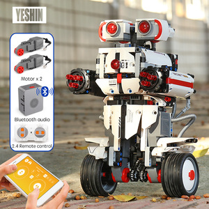 Image 4 - 金型王アイデアマインドストームプログラムテクニック均衡ロボットビルディングブロックレンガのおもちゃと互換性31313