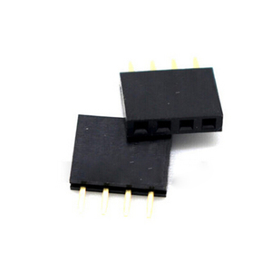 JETTING New 10pcs 4 Pin Female Tall Stackable Header Connector socket for Arduino Shield Office& Business Supplies