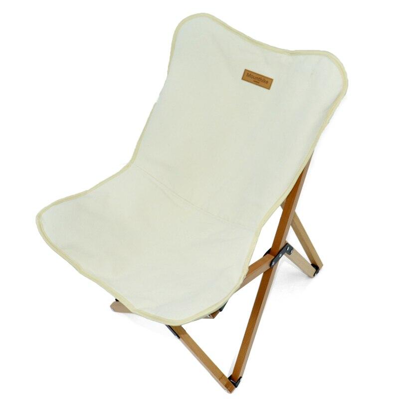 Beech-Chair Ultralight Folding Fishing Aluminum-Alloy Outdoor Portable Camping