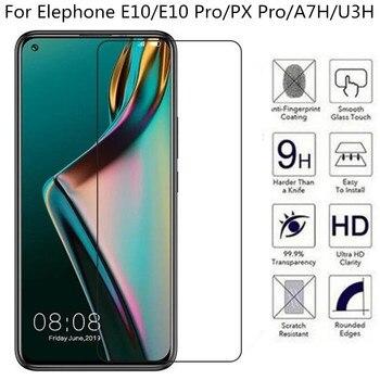 Перейти на Алиэкспресс и купить 2.5D 9H закаленное стекло для Elephone E10 PX Pro Защитная пленка для Elephone A7H U3H A6 Mini Max